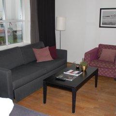 First Hotel Aalborg 4* Стандартный номер с 2 отдельными кроватями фото 5
