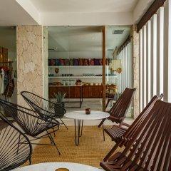 Отель Hm Playa Del Carmen Плая-дель-Кармен интерьер отеля фото 4