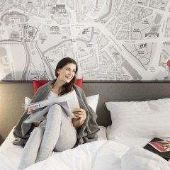 Отель IntercityHotel Braunschweig 4* Стандартный номер с различными типами кроватей