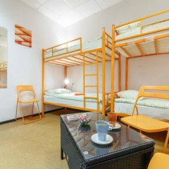 Сафари Хостел Кровать в общем номере с двухъярусными кроватями фото 12