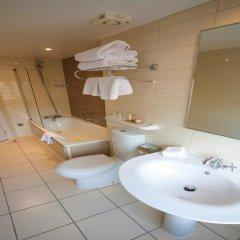Отель Intercontinental Edinburgh the George 5* Номер Делюкс с двуспальной кроватью фото 17