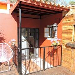 Отель Casa Coyoacan Стандартный номер фото 17