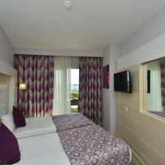 Sunmelia Beach Resort Hotel & Spa Турция, Чолакли - 3 отзыва об отеле, цены и фото номеров - забронировать отель Sunmelia Beach Resort Hotel & Spa - All Inclusive онлайн комната для гостей фото 6