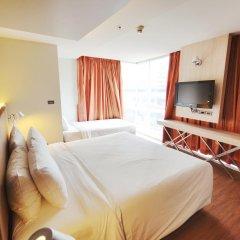 Отель The Heritage Hotels Bangkok 4* Стандартный номер с различными типами кроватей фото 5