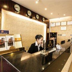 Отель Lan Kwai Fong Garden Hotel Китай, Сямынь - отзывы, цены и фото номеров - забронировать отель Lan Kwai Fong Garden Hotel онлайн интерьер отеля