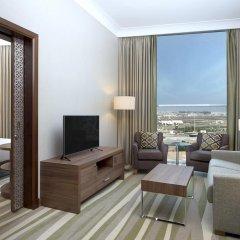 Отель Hilton Garden Inn Dubai Al Muraqabat 4* Улучшенный номер фото 4