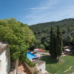 Hotel El Convent de Begur балкон