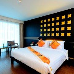 Crystal Palace Hotel 4* Номер Делюкс с различными типами кроватей фото 7