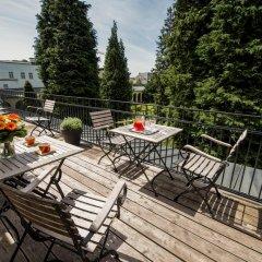 Отель Amadeus Австрия, Зальцбург - отзывы, цены и фото номеров - забронировать отель Amadeus онлайн балкон