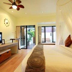 Отель Mimosa Resort & Spa 4* Номер Делюкс с различными типами кроватей фото 7