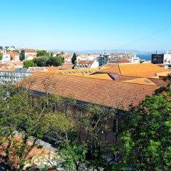Отель O Bigode do Rato 2* Стандартный номер с 2 отдельными кроватями (общая ванная комната) фото 3
