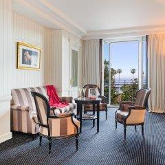 Hotel Barriere Le Majestic 5* Улучшенный люкс с двуспальной кроватью фото 4