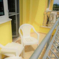 Отель Breeze Apartments Болгария, Солнечный берег - отзывы, цены и фото номеров - забронировать отель Breeze Apartments онлайн балкон