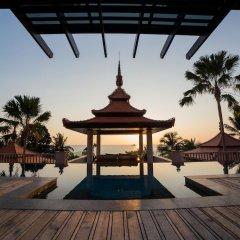 Отель Trisara Villas & Residences Phuket 5* Стандартный номер с различными типами кроватей фото 48