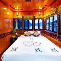 Отель Halong Golden Lotus Cruise спа