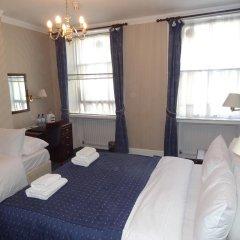 Отель Regency House 3* Стандартный семейный номер с двуспальной кроватью