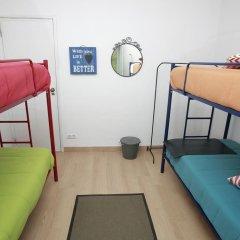 Ericeira In Love Hostel Кровать в общем номере с двухъярусной кроватью фото 5
