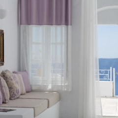 Отель La Maltese Estate, Buddha-Bar Beach Santorini 5* Представительский номер с различными типами кроватей фото 2