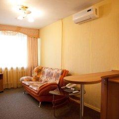 Гостиница Молодежная 3* Люкс с разными типами кроватей фото 9