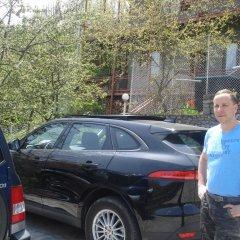 Отель Khachik's B&B парковка