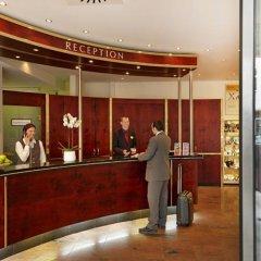 H+ Hotel Berlin Mitte интерьер отеля фото 3