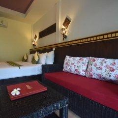Отель Koh Tao Simple Life Resort 3* Стандартный номер с различными типами кроватей фото 16