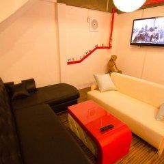 Отель Hong Guesthouse Dongdaemun Южная Корея, Сеул - отзывы, цены и фото номеров - забронировать отель Hong Guesthouse Dongdaemun онлайн комната для гостей фото 2