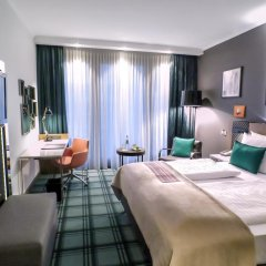 Radisson Blu Hotel, Hannover 4* Стандартный номер разные типы кроватей фото 3