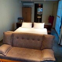 Отель Sabai Cabins 2* Номер Делюкс с двуспальной кроватью фото 5