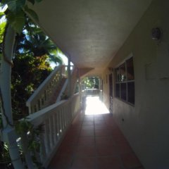 Отель Hacienda Moyano интерьер отеля
