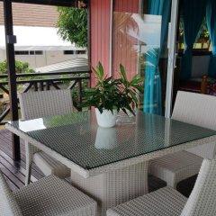 Отель Hitimoana Villa Tahiti балкон