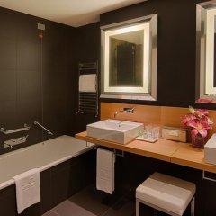 Отель NH Firenze 4* Стандартный номер с различными типами кроватей фото 2