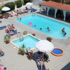 Helios Hotel бассейн фото 3