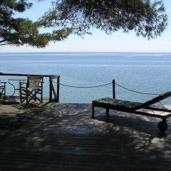 Отель Sea And House Греция, Ситония - отзывы, цены и фото номеров - забронировать отель Sea And House онлайн приотельная территория