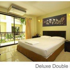Отель Rambuttri Village Inn & Plaza 3* Номер категории Премиум с различными типами кроватей фото 19