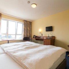 Отель Schone Aussicht 3* Стандартный номер с различными типами кроватей фото 4