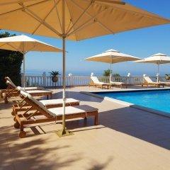 Hotel Relax Dhermi бассейн