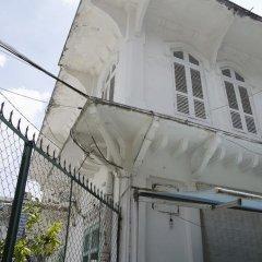 Отель Chez Pham District 3 French Villa балкон