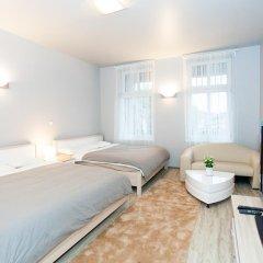 Апартаменты Studio Apartament Centrum Katowice Улучшенные апартаменты с различными типами кроватей фото 5