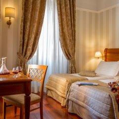 Отель Albergo Ottocento 4* Стандартный номер с различными типами кроватей фото 8