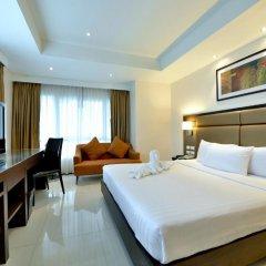 Отель The Prestige 3* Представительский номер фото 3