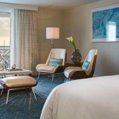 Отель Renaissance Aruba Resort & Casino 4* Представительский люкс с различными типами кроватей фото 3