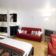Апартаменты Warsawrent Hit Apartments Студия с различными типами кроватей фото 7