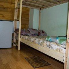 Хостел Лофт Кровать в общем номере с двухъярусной кроватью фото 11