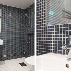 Stockholm Hostel Стандартный номер с 2 отдельными кроватями (общая ванная комната) фото 4