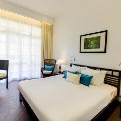 Отель Hoi An Trails Resort 4* Люкс с различными типами кроватей фото 3