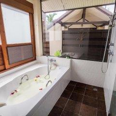 Отель Coco Palm Beach Resort 3* Бунгало с различными типами кроватей фото 5