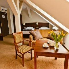 Hotel Korel 3* Номер Комфорт с различными типами кроватей фото 2