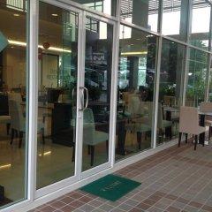 Отель Demeter Residence Suites Bangkok Бангкок интерьер отеля