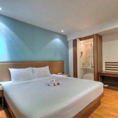 Narai Hotel 4* Улучшенный номер с различными типами кроватей фото 2